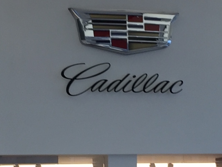 Cadillac Grand Opening LOGO 12.04.2018 Fotograf Volker Helbig